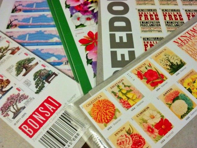 week 04 stamps