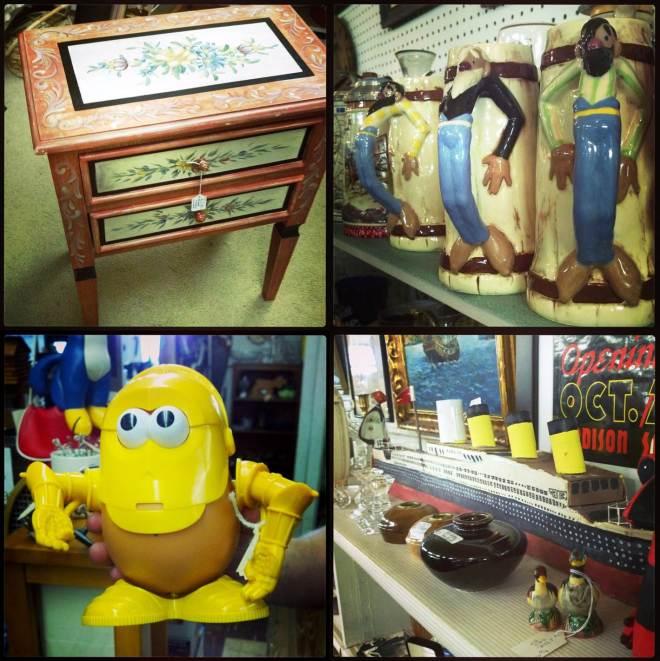 week 1 antiques