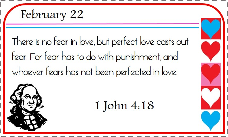A Love To Last Feb 22